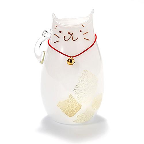 マネキ ネコ L ホワイト