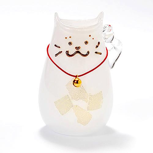 マネキ ネコ S ホワイト