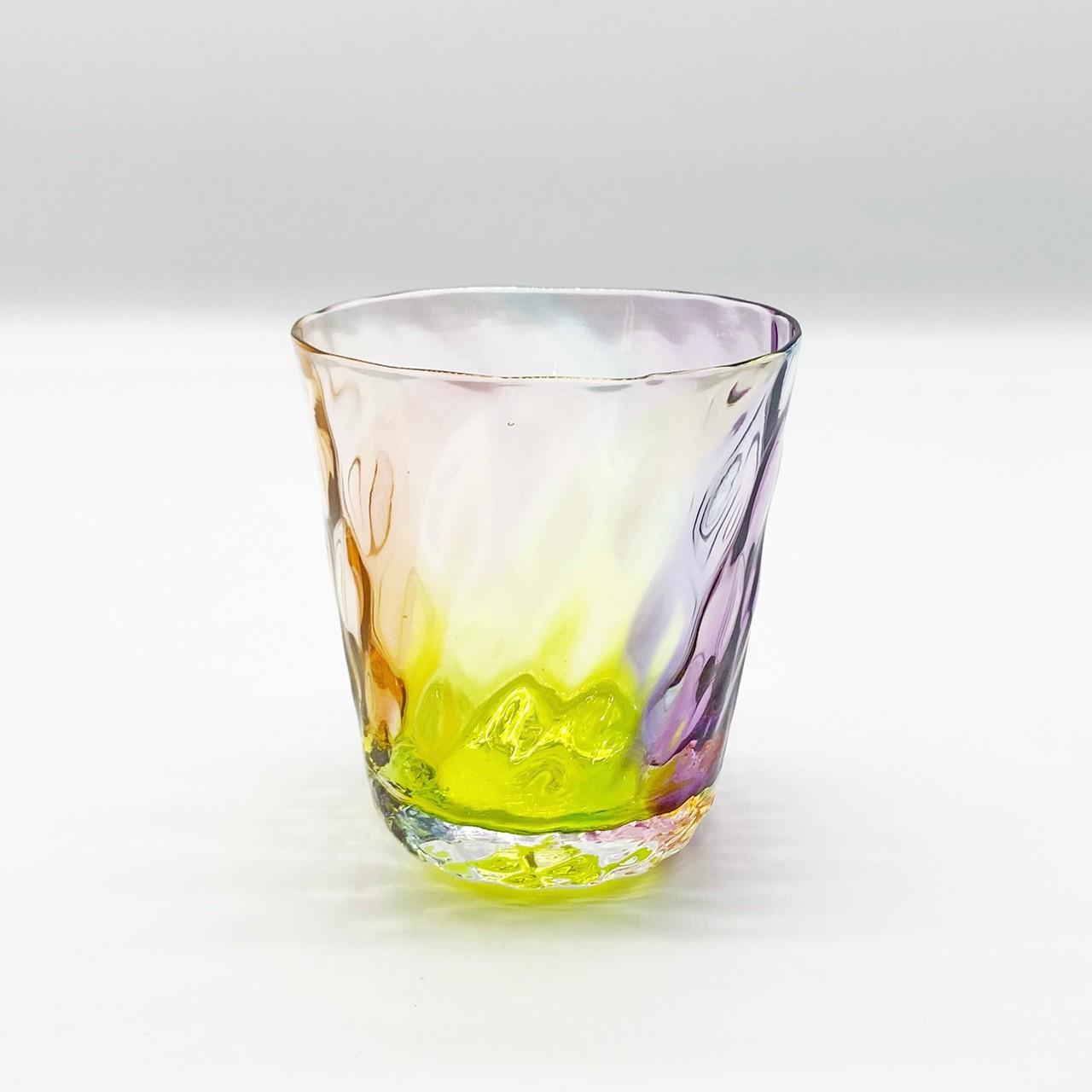 プリズムダイヤロックグラス